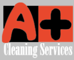 A Plus Cleaning Services logo
